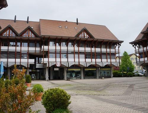 Ärzte- und Praxishaus Breitlen.