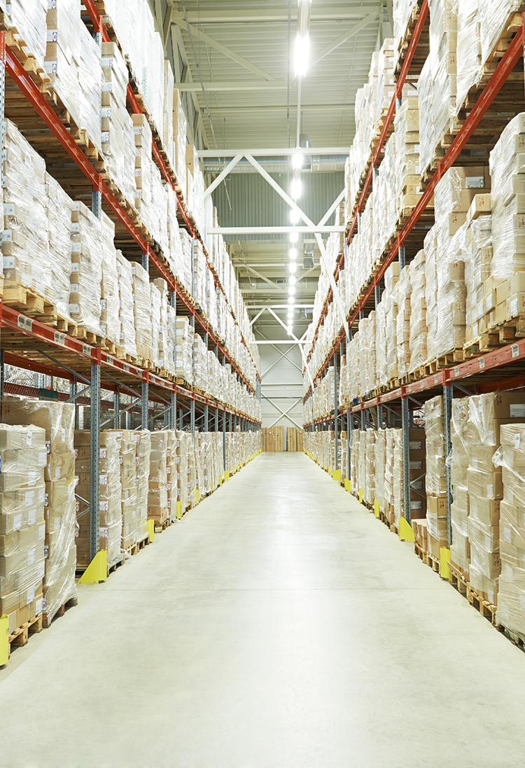 Warenlager Zentra Handel AG