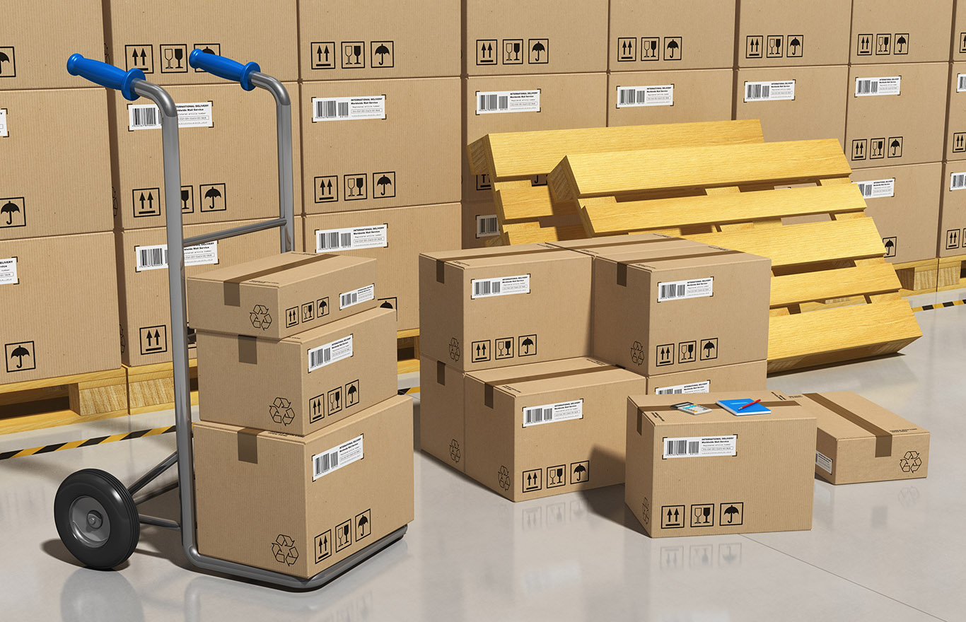Zentra Handel AG Packete