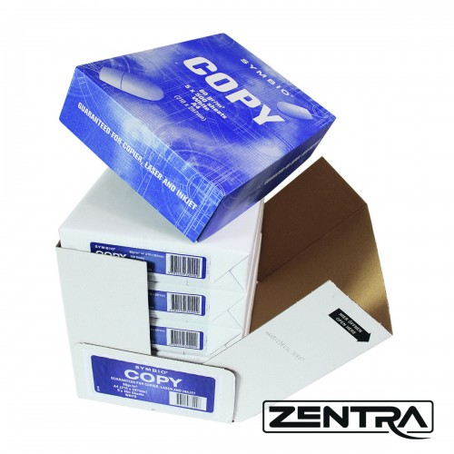 Zentra A4 Kopierpapier Symbio