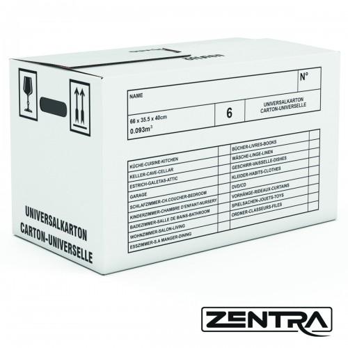 Zentra Umzugsbox Universalkarton
